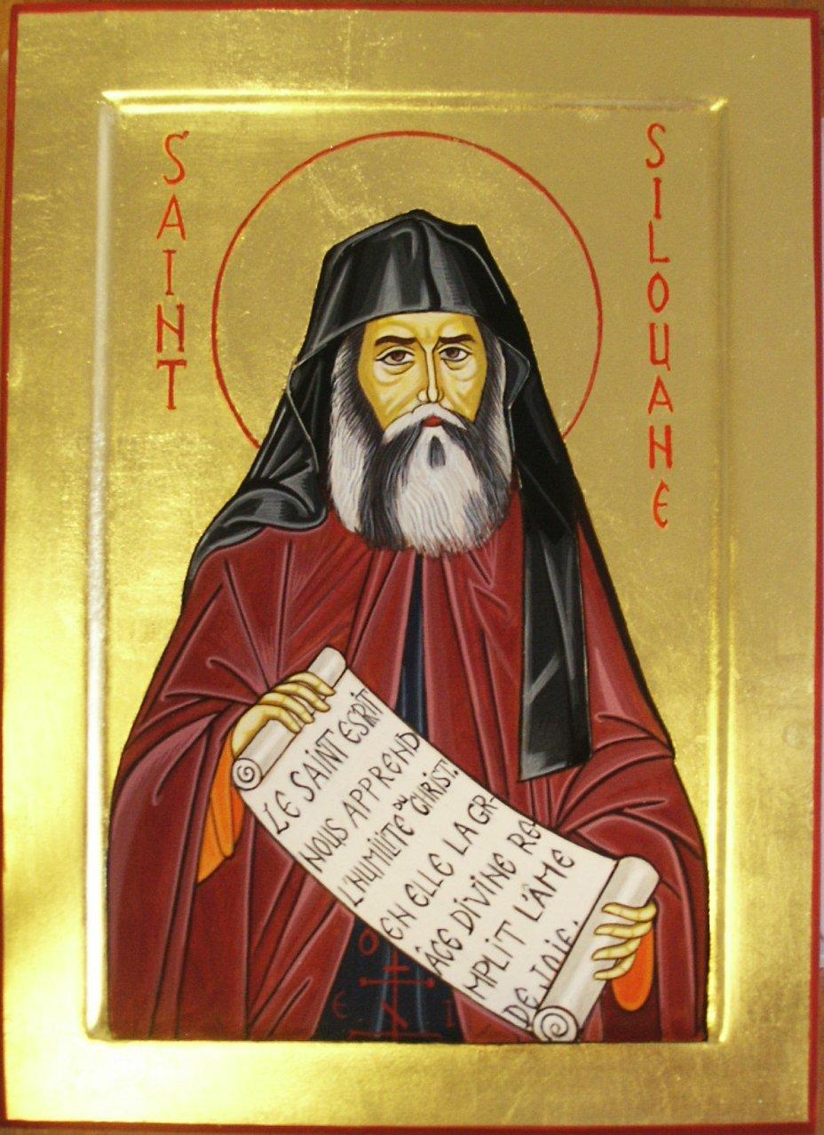 Saint Silouane. dans Saint du jour saint-silouane