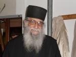 P.Ephrem (Kyriakos)-monastère du Buisson Ardent, France 2008 (photo Claudine S.)